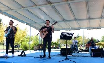 KSÜ, Öğrencilerini 'Hoş Geldiniz' Konseri ile Karşıladı