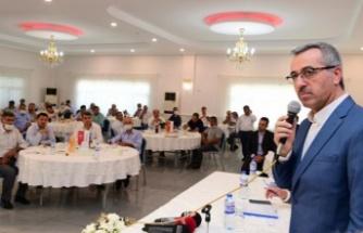 Türkoğlu İlçesine 60 Milyonluk Yatırım