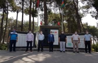 Başkan Kolutek: ''Karabağ Türk'ündür ve öyle de kalacaktır''