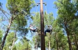 Dulkadiroğlu'nun heyecan bahçesi adrenalin tutkunlarını bekliyor