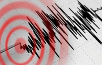 Kahramanmaraş'ın Pazarcık ilçesinde deprem meydana geldi