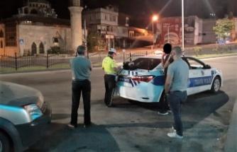 Kahramanmaraş'ta kurallara uymayan sürücülere ceza yağdı