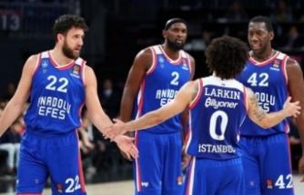 Anadolu Efes - LDLC ASVEL maçı ertelendi