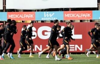 Galatasaray'da hedef 3'te 3 yapmak