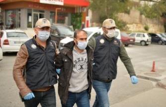 HDP ilçe başkanı PKK'dan gözaltına alındı