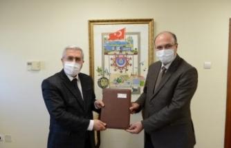 KSÜ ve İŞKUR Arasında 'İŞKUR Kampüs Hizmetlerinin Sunulmasına İlişkin İşbirliği Protokolü' İmzalandı