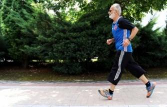Salgın döneminde gençlerin spora ilgisi azaldı, 65 yaş üstünün arttı