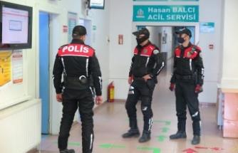 Suç makinesi polisin dikkatinden kaçamadı