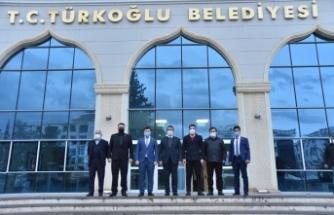 Başkan Eliaçık, Osman Okumuş'u ziyaret etti