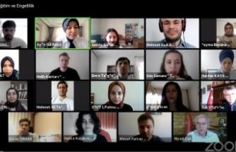 KSÜ'de 'Kapsayıcı Eğitim ve Engellilik Semineri' Düzenlendi