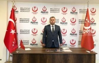 Yardımcıoğlu, 'Devletin Dini Adalettir!'