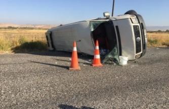 Kahramanmaraş'ta feci kaza: 1 ölü 15 yaralı