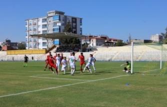 Sivas Belediyespor: 4 Kahramanmaraşspor: 0