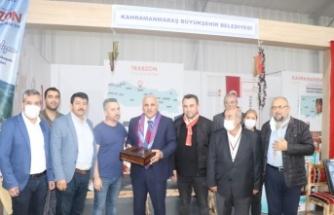 Trabzon Tanıtım Günlerinde Kardeş Şehir Rüzgârı