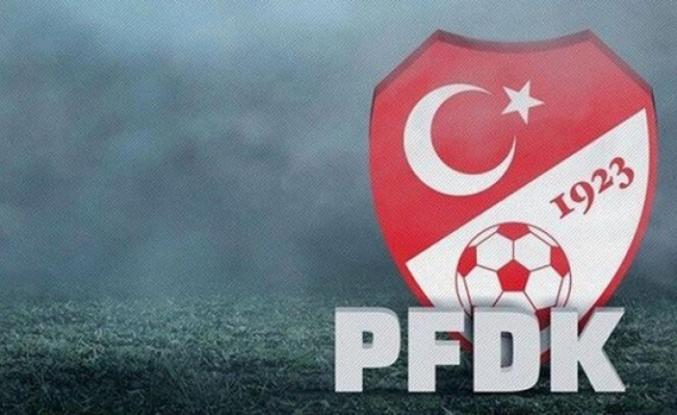 PFDK'dan 9 Süper Lig kulübüne ihtar gönderdi