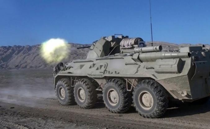Azerbaycan, askeri tatbikatları yoğunlaştırdı