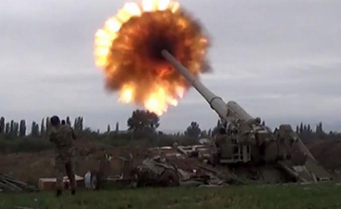 Azerbaycan, Ermenistan ordusunun bir alayını imha etti