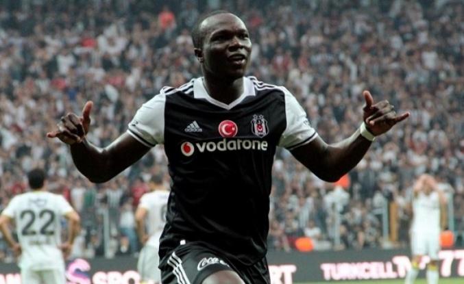 Beşiktaş Aboubakar'ın lisansını çıkardı