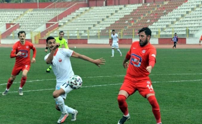 Kahramanmaraşspor- Ankara Demirspor 2-2