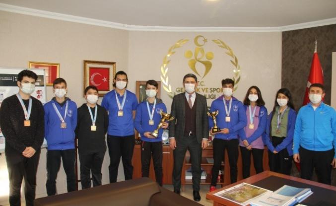 Havalı Silahlar Takımından Türkiye Kupasında Büyük Başarı