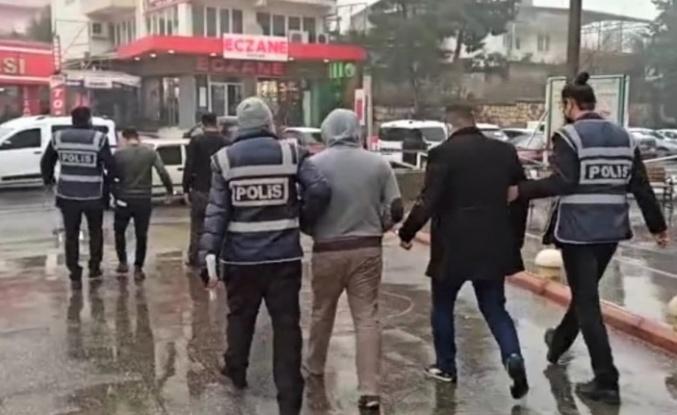 Kahramanmaraş'ta bağ evi hırsızları yakalandı