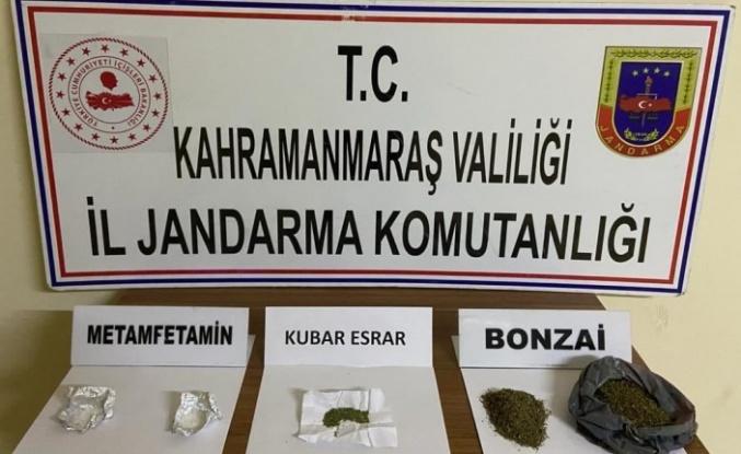 Kahramanmaraş'ta uyuşturucudan 7 kişi gözaltına alındı