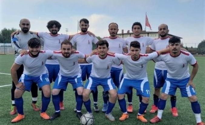 Kahramanmaraş İşitme Engelli Futbol Takımı 1. Lig'e yükseldi