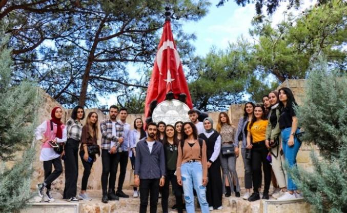 Geleceğin gazetecileri Kahramanmaraş'ta toplandı