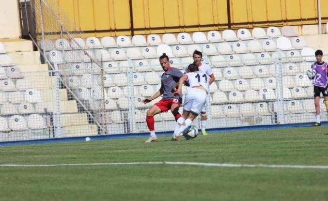 Kahramanmaraşspor: 0 - Çorum FK: 2